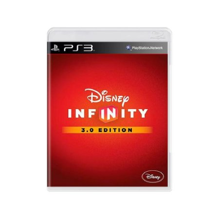 Disney Infinity 3.0 - Usado - PS3