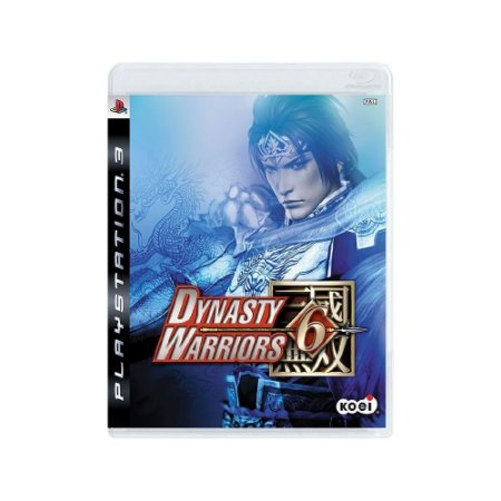 Dynasty Warriors 6 - Usado - PS3