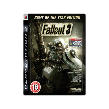Fallout 3 Game Of The Year Edition - Usado - PS3
