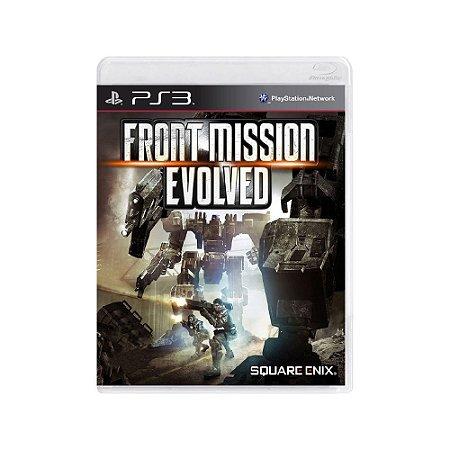Front Mission Evolved - Usado - PS3