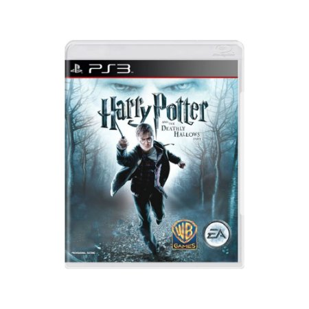 Harry Potter And The Deathly Hallows Part 1 - Usado - PS3