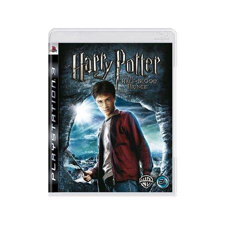 Harry Potter and the Half-Blood Prince - Usado - PS3