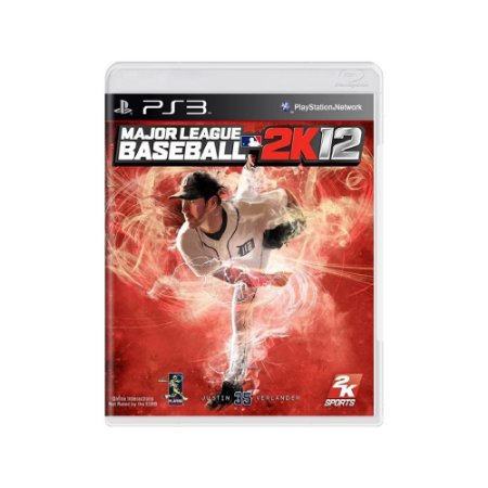 Major League Baseball 2K12 - Usado - PS3