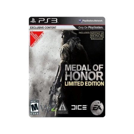 Medal of Honor (Limited Edition) - Usado - PS3