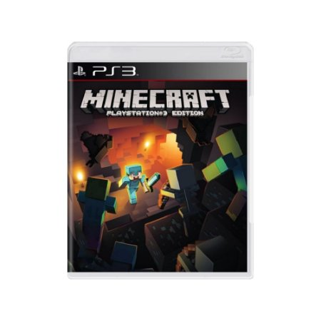 Minecraft - Usado - PS3
