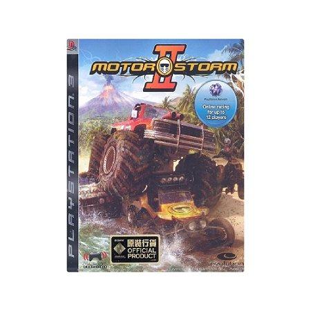 MotorStorm II - Usado - PS3