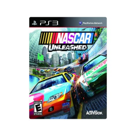 NASCAR Unleashed - Usado - PS3
