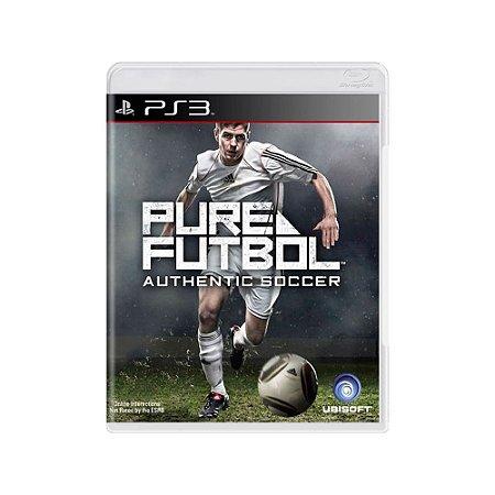 Pure Futbol - Usado - PS3