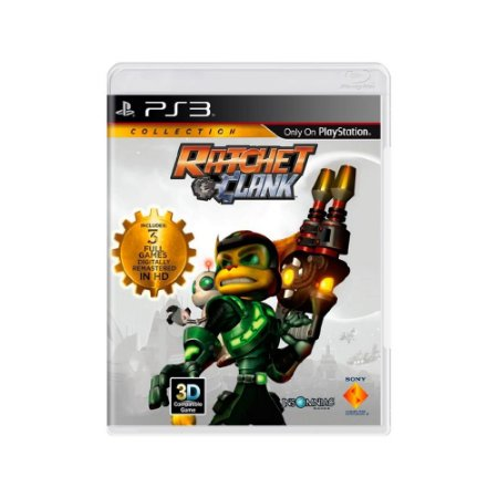 Ratchet & Clank Collection - Usado - PS3