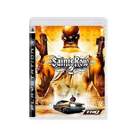 Saints Row 2 - Usado - PS3