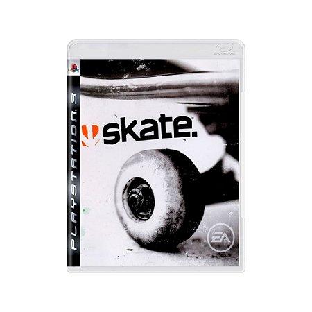 Skate - Usado - PS3
