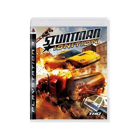Stuntman Ignition - Usado - PS3