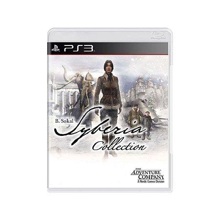 Syberia Collection - Usado - PS3