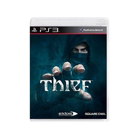 Thief - Usado - PS3
