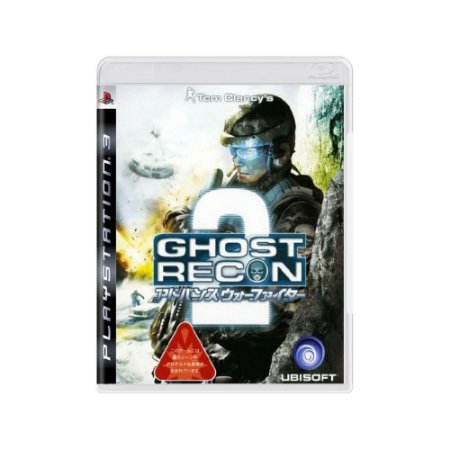 Tom Clancy's Ghost Recon Advanced Warfighter 2 JPNS- Usado - PS3
