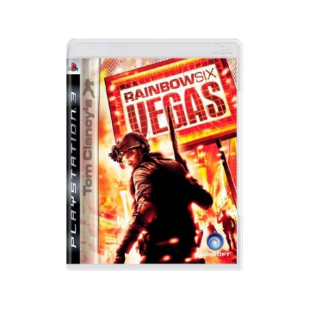 Tom Clancy's Rainbow Six: Vegas - Usado - PS3