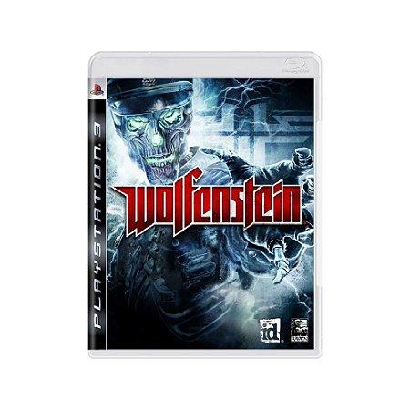 Wolfenstein - Usado - PS3