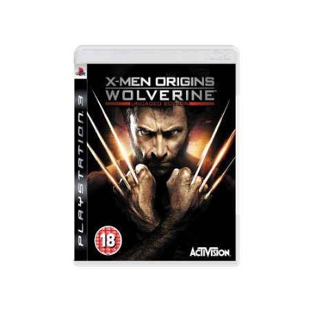 X-Men Origins Wolverine Uncaged Edition - Usado - PS3