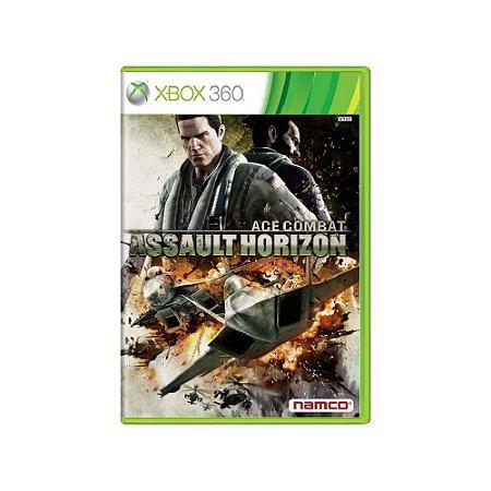 Ace Combat Assault Horizon - Usado - Xbox 360