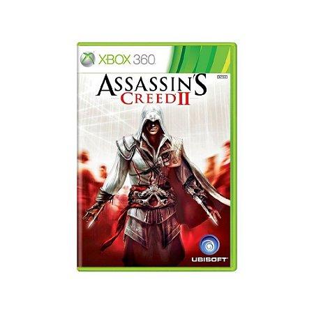 Assassin's Creed II - Usado - Xbox 360