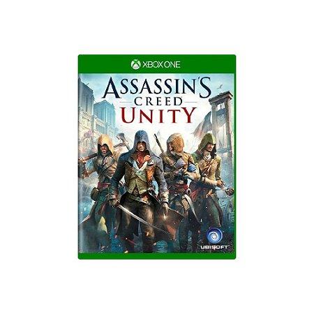 Assassin's Creed: Unity - Usado - Xbox One