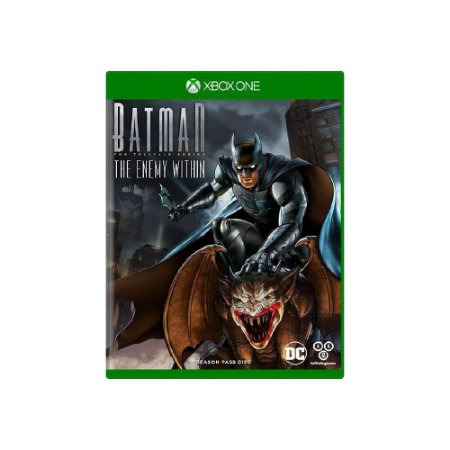 Batman The Enemy Within - Usado - Xbox One