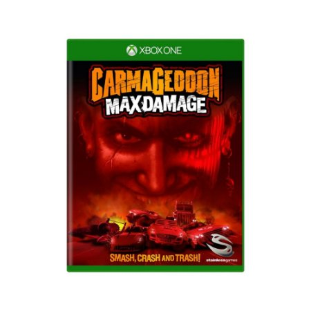 Carmageddon Max Damage - Usado - Xbox One