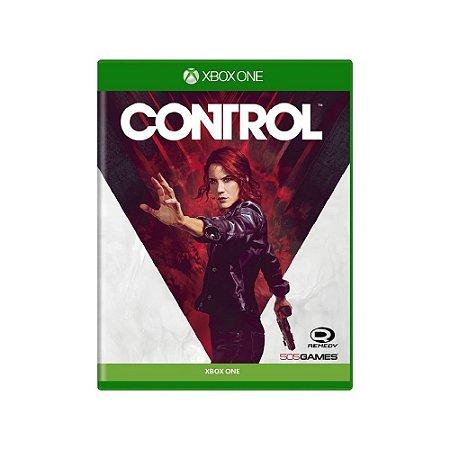 Control - Usado - Xbox One