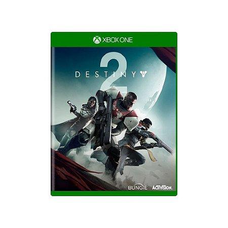 Destiny 2 - Usado - Xbox One