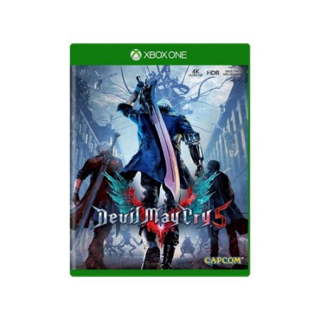 Devil May Cry 5 - Usado - Xbox One