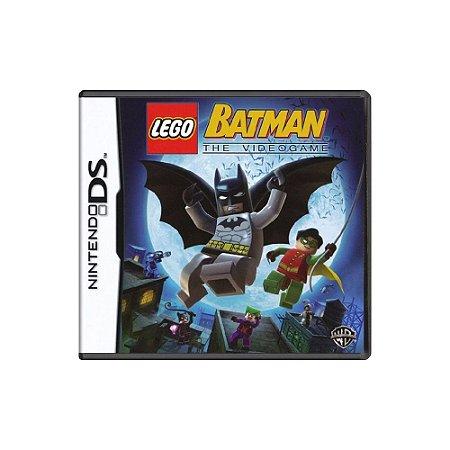 LEGO Batman The Video Game (Sem Capa) - Usado - DS