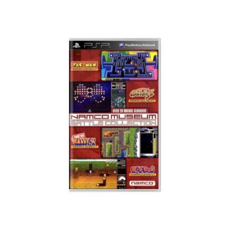 Namco Museum Battle Collection - Usado - PSP