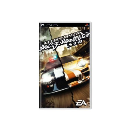Need for Speed Most Wanted 5-1-0 - Usado - PSP