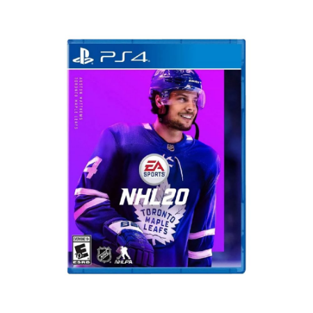 NHL 20 - Usado - PS4