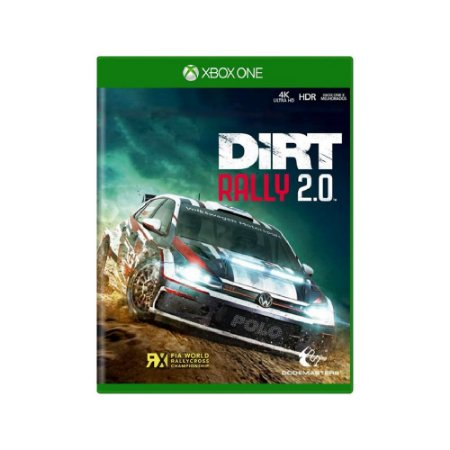 DiRT Rally 2.0 - Usado - Xbox One