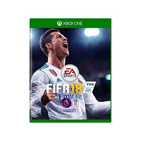 FIFA 18 - Usado - Xbox One