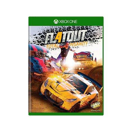 Flatout 4 Total Insanity - Usado - Xbox One