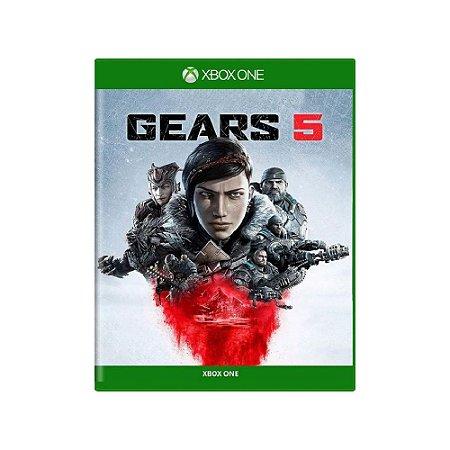 Gears 5 - Usado - Xbox One
