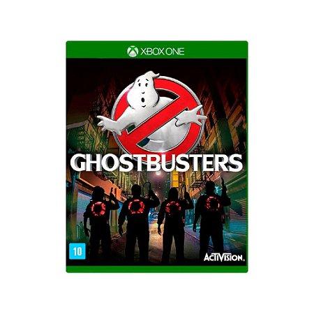 Ghostbusters - Usado - Xbox One