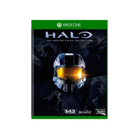 Halo: The Master Chief Collection - Usado - Xbox One