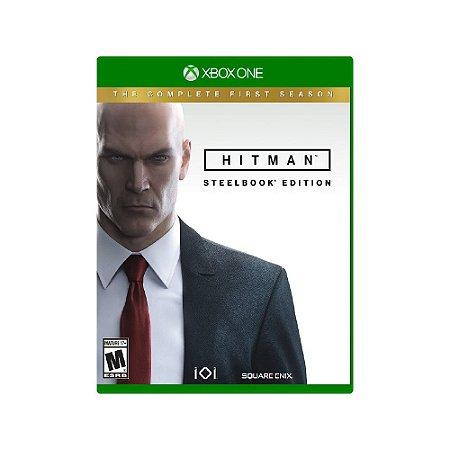 Hitman The Complete First Season - Usado - Xbox One