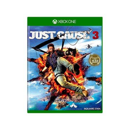 Just Cause 3 - Usado - Xbox One