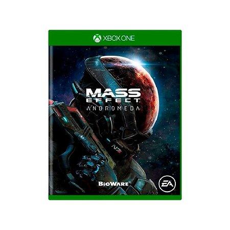 Mass Effect: Andromeda - Usado - Xbox One