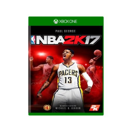NBA 2K17 - Usado - Xbox One