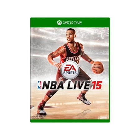 NBA Live 15 - Usado - Xbox One