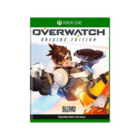 Overwatch - Usado - Xbox One