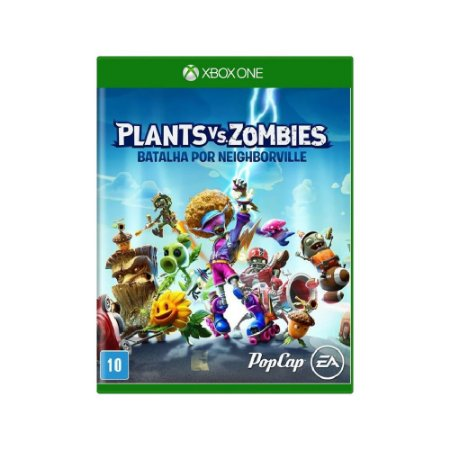 Plants vs Zombies Batalha por Neighborville Usado Xbox One