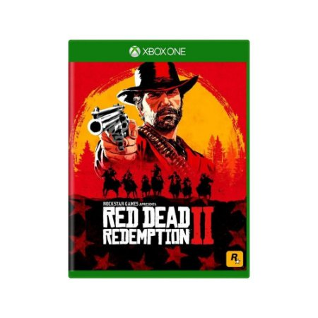 Red Dead Redemption 2 - Usado - Xbox One
