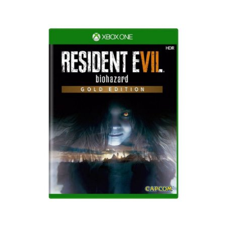 Resident Evil 7: Biohazard (Gold Edition) - Usado - Xbox One