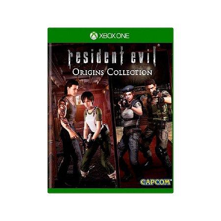 Resident Evil Origins Collection - Usado - Xbox One